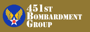 451st Bombardment Group Website Logo